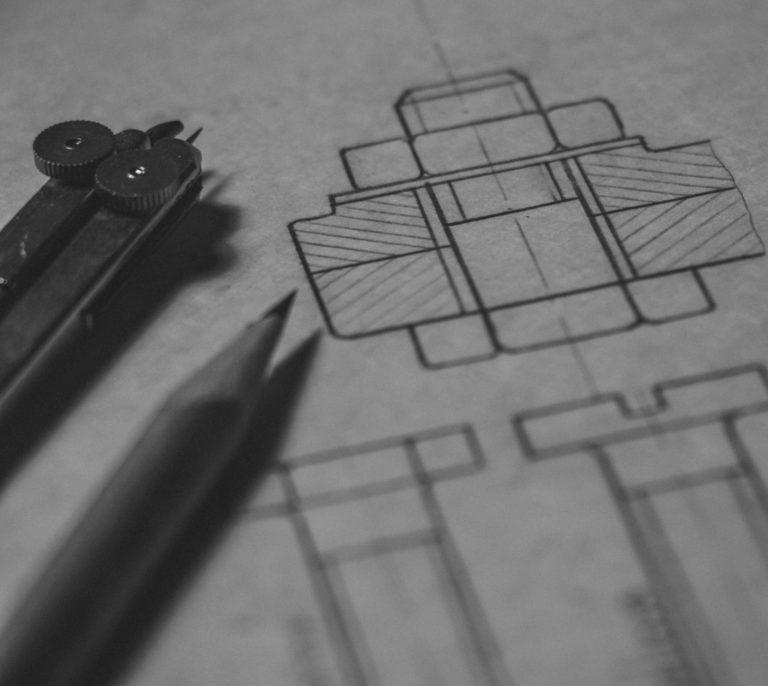 black-illustration-on-white-printer-paper-716661